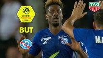 But Nuno DA COSTA (81ème) / RC Strasbourg Alsace - FC Nantes - (2-3) - (RCSA-FCN) / 2018-19
