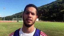 Coupe de France - Walid KHABAT réagit parès l'élimination de l'USF TARARE contre le FC PONTCHARRA