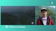 Ultra-trail du Mont-Blanc : Le triplé de Thévenard