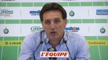 Pélissier «De bon augure pour la suite» - Foot - L1 - Amiens