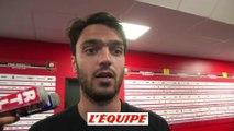Grenier «On a fait l'entame parfaite» - Foot - L1 - Rennes