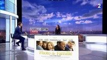 """Cinéma : Camille Cottin à l'affiche de """"Photo de famille"""""""