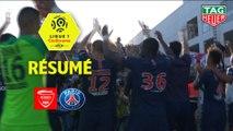 Nîmes Olympique - Paris Saint-Germain (2-4)  - Résumé - (NIMES-PARIS) / 2018-19