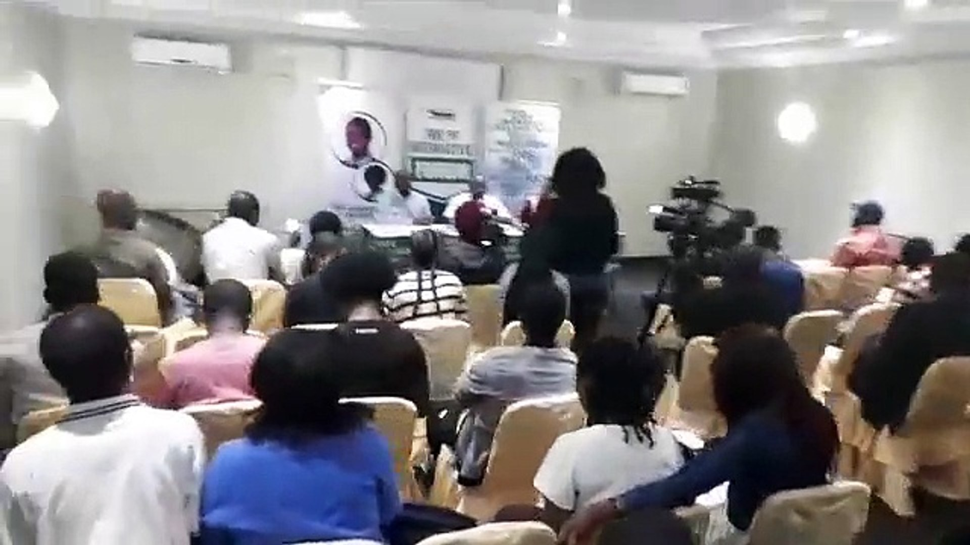 PATRIOTIC FRONT (PF) INTERACTIVE FORUM, LIVE FROM LUSAKAWe are streaming live at the Interactive For