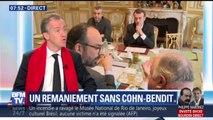 """ÉDITO - """"Macron s'évite beaucoup d'ennuis en ne prenant pas Cohn-Bendit"""""""