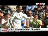 Cristiano Ronaldo Cetak 300 Gol di Real Madrid