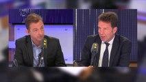 """""""Pour une fois je suis d'accord avec Jean-Luc Mélenchon : l'employeur n'a pas à connaître les revenus du foyer fiscal de son employé"""" affirme Geoffroy Roux de Bézieux, président du Medef"""