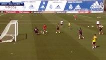 Les quatre golazos de Mariano Diaz à l'entraînement du Real