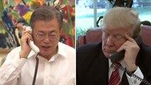 트럼프, 문 대통령에게 '수석 협상가' 요청...특사단 메신저 역할 / YTN