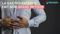 Gastro-entérite : l'épidémie est de retour