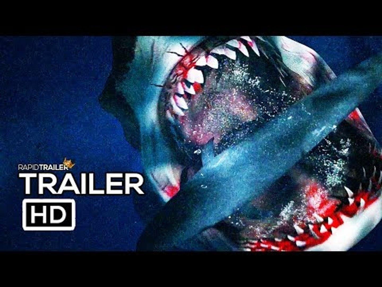 MEGALODON Official Trailer (2018) Shark Horror Movie HD