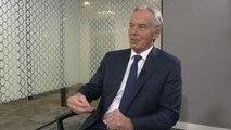 """Tony Blair: """"Mays Brexit-Plan vereint 'schlechteste Seiten beider Welten' (exklusiv auf euronews)"""