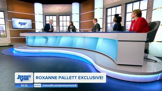 Roxanne Pallett: 'I massively apologise to Ryan'