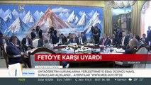 Erdoğan Türk Konseyi Liderler Zirvesi'nde