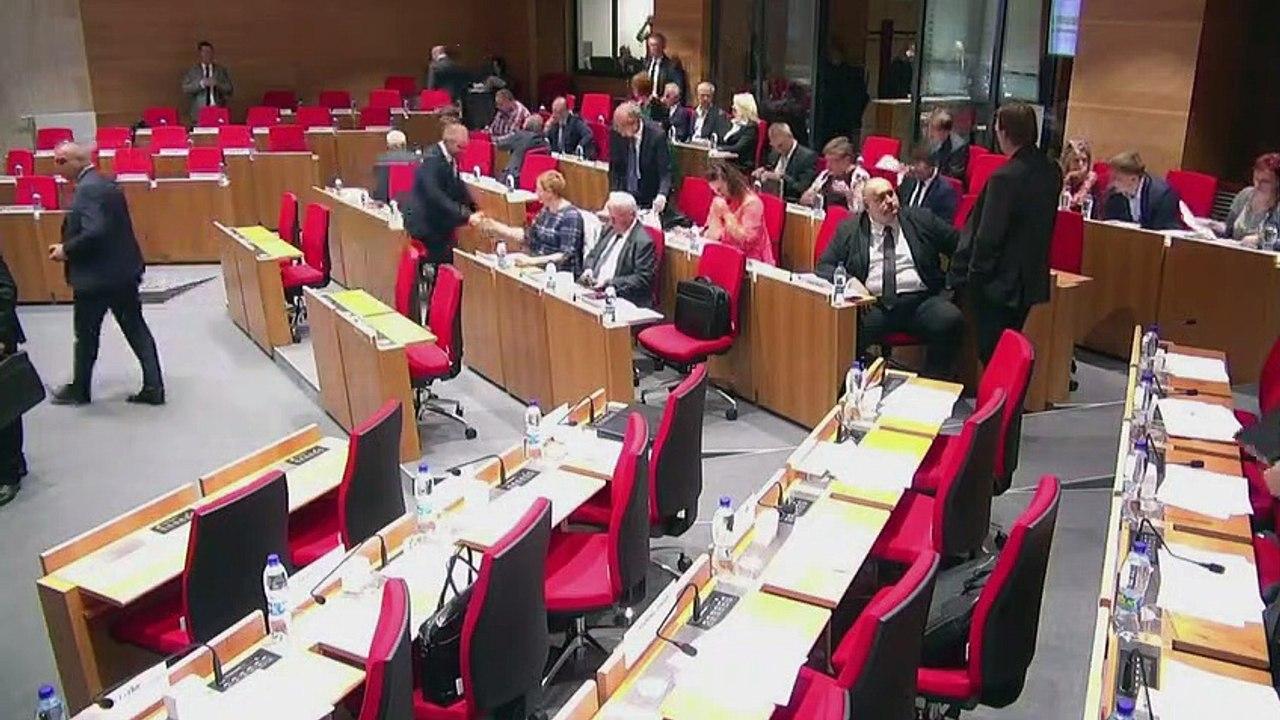 PREŠOV-PSK 07: Záznam zasadnutia Zastupiteľstva Prešovského samosprávneho kraja (PSK)