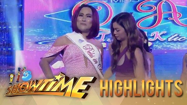 It's Showtime Miss Q & A: Dionisia Clara Dela Fuente wins Beks in Chukchak!