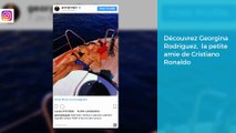 Georgina Rodriguez, la petite amie de Cristiano Ronaldo, sexy sur instagram