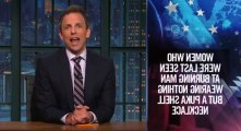 Late Night with Seth Meyers S03 - Ep120 James Corden, Riley Keough, Frank Rich, Jon Theodore HD Watch