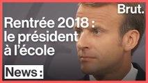 Le portrait chinois d'Emmanuel Macron