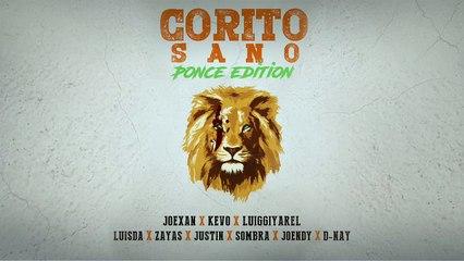 Corito Sano [Ponce Edition] - Joexan, Kevo, Luiggiyagel, Luisda, Zayas, Justin, Sombra, Joendy,