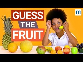 Kids Guess What Fruit Is In Their Drink | According to Kids | Honest Kids