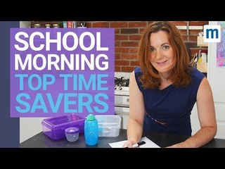 Time Saving Tips for School Mornings | Tesco