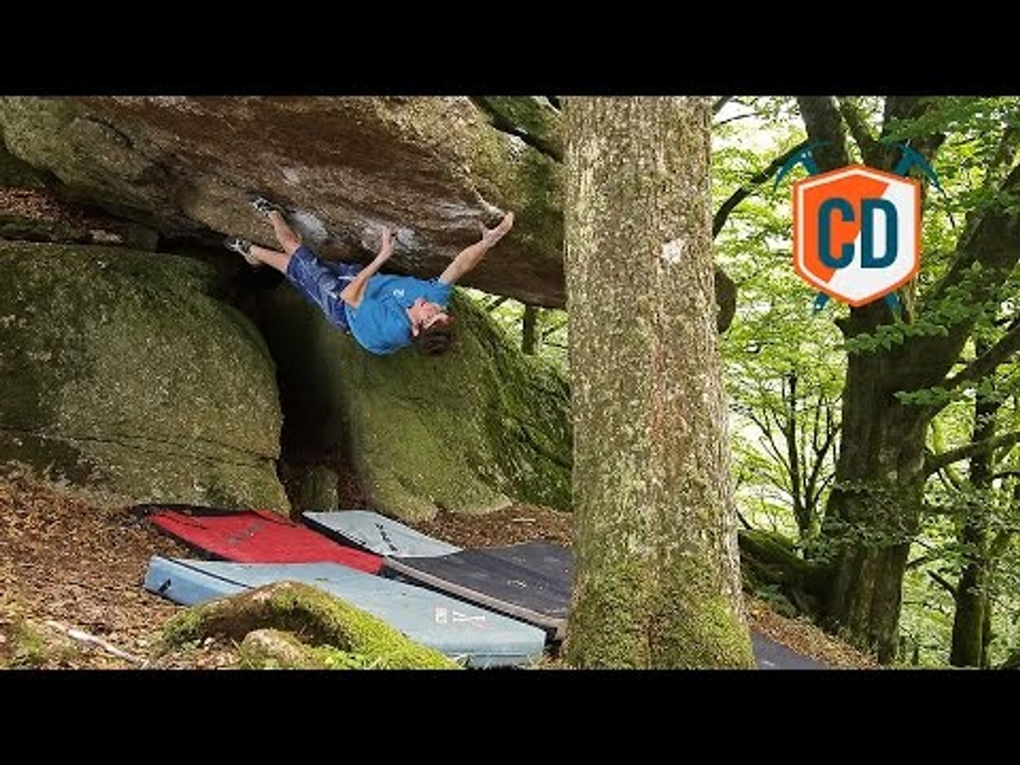 Meet James Squire, The Rising Star Of British Bouldering | EpicTV Climbing Daily, Ep.458