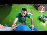 The Secrets Behind Cafe Kraft Route Setting | Climbing Daily Ep.1113