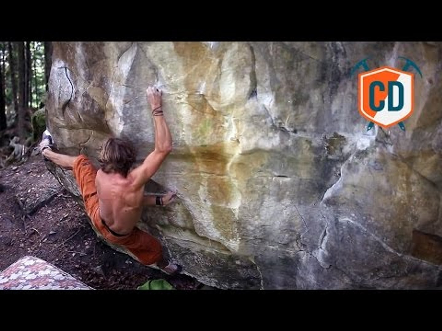 Idyllic Hard Bouldering In The Beauty Of The Swiss Alps | Climbing Daily, Ep. 612