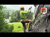 This Is What Happens When You Take A Skier Aid Climbing | Climbing Daily Ep.731