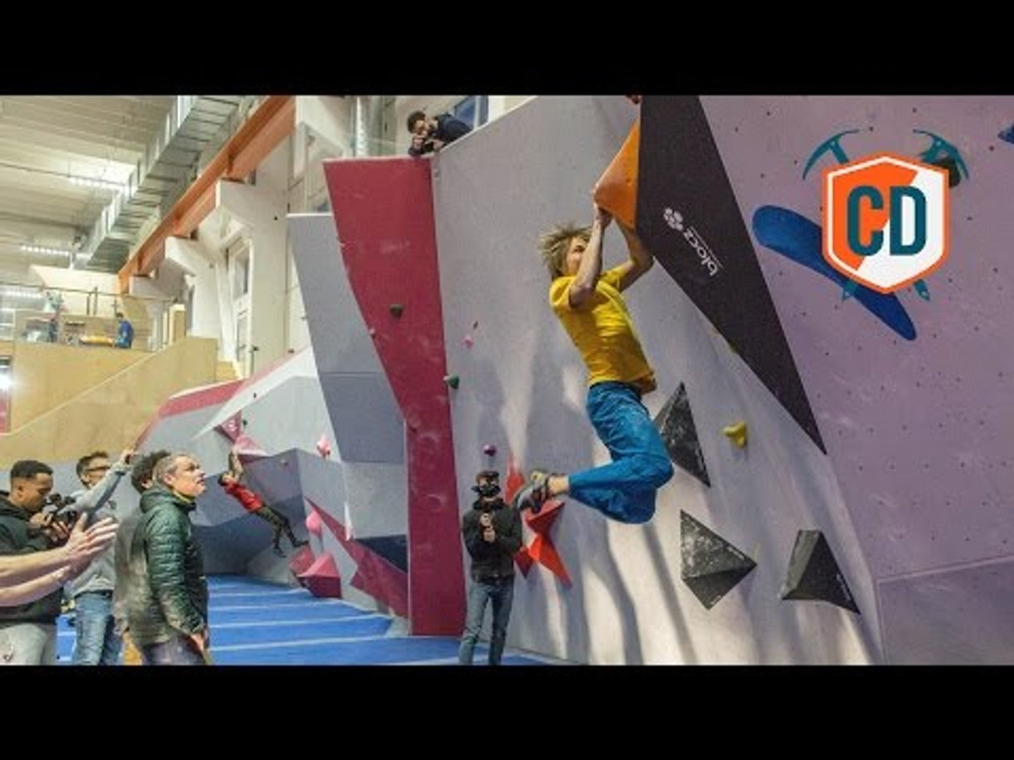 Behind The Scenes With The Stars – La Sportiva Legends Only: Day One | Climbing Daily Ep.820