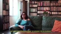 """Emmanuelle Laborit dans """"A voix nue"""" (épisode 1)"""