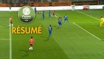 FC Lorient - Grenoble Foot 38 (1-0)  - Résumé - (FCL-GF38) / 2018-19