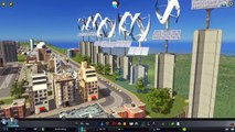 When City Planning in Cities Skylines creates a city in the sky