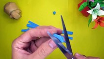 DIY star how to make origami star tutorial | Star bricolage comment faire tutoriel star origami
