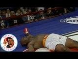 Tommy Morrison vs Donovan Ruddock (Highlights)