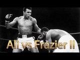 Muhammad Ali vs Joe Frazier II (Highlights)