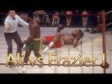 Muhammad Ali vs Joe Frazier I (Highlights)
