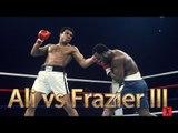 Muhammad Ali vs Joe Frazier III (Highlights)