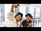 """KIDE BAHARUDIN'S JOURNEY TO HOUSE OF VANS 