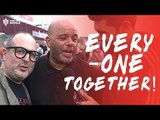 Justin Moorhouse: Everyone Together! Burnley 0-2 Manchester United
