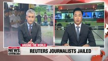"Myanmar court jails Reuters reporters over breach of ""Secrets Act"""
