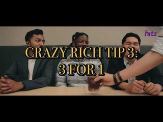 Crazy Rich Asians Parody