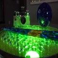 Table de bout en LED de plancher de tambour de Tom|DIY Floor Tom Drum Glowing LED End Table
