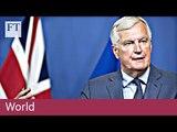 EU warns on Irish border backstop deal