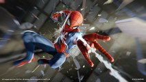 Spider-Man PS4  calidad made in Insomniac Games