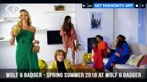 Wolf & Badger - Spring Summer 2018 at Wolf & Badger   FashionTV   FTV