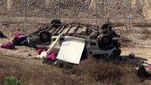 Trafik kazası: 1 ölü, 1 yaralı - ESKİŞEHİR