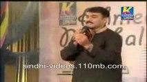 Ahmed Mughal - Aayo Muhunje Agan Te - Sindhi Hit Songs