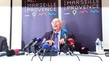 C'est officiel : Jean-Claude Gaudin quitte la présidence de la Métropole Aix-Marseille-Provence